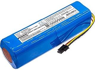 Battery Replacement for XIAOMI Mi Robo Mijia Roborock S50 Mijia Roborock S51 Millet Sweeper BRR-2P4S-5200S