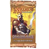 Dragon 's Maze Booster Booster Paquete Inglés Magic The Gathering MTG