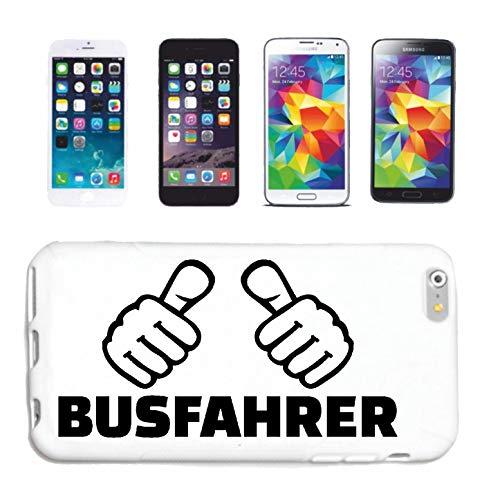 Helene telefoonhoes compatibel met iPhone 7 + busbestuurder busbestuurder reis-bus FerNBUS LINIENBUS Hardcase beschermhoes telefooncover Smart Cover