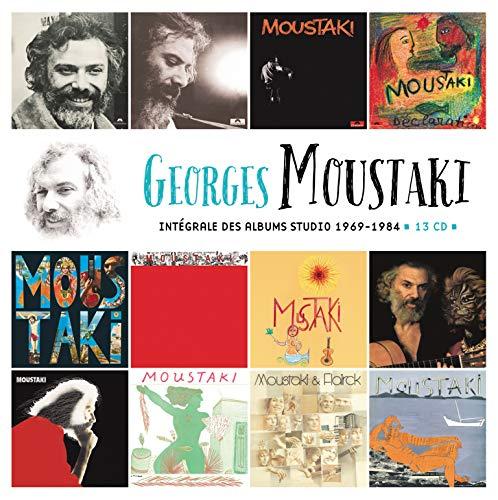 L\'Intégrale des Albums Studio 1969-1984-13 CD
