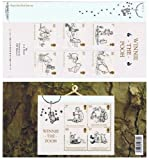 Winnie the Pooh Stamps, Presentation Packs, Mini Sheets, PHQ/Postcards 2010 (Presentation Pack)