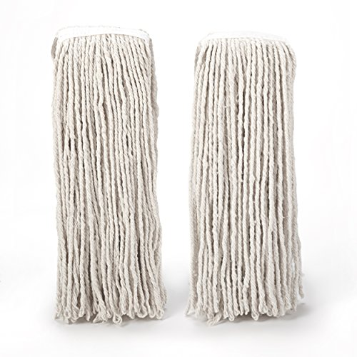 O-Cedar Heavy Duty Looped-End String Mop Refill (2...