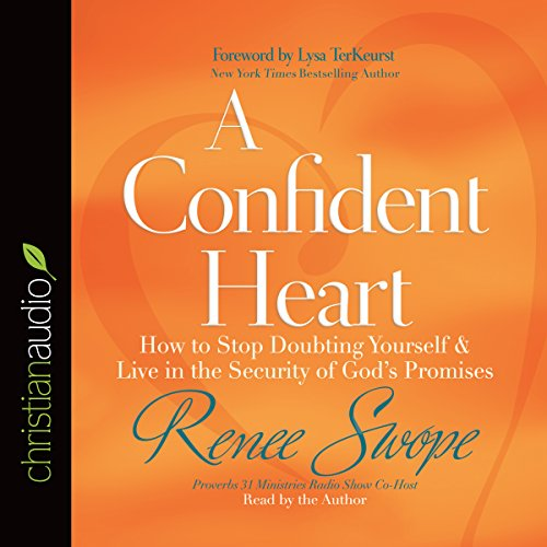 A Confident Heart cover art