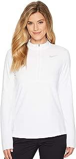 Nike Dry Women's Golf Dri-Fit 1/2 Zip Pullover AH4503