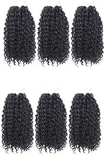 Marlybob Aro Kinky Curl Braiding Hair (3 Bundles/pack) 9