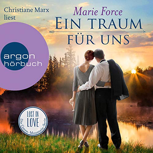 Ein Traum für uns     Lost in Love - Die Green-Mountain-Serie 8              De :                                                                                                                                 Marie Force                               Lu par :                                                                                                                                 Christiane Marx                      Durée : 4 h et 54 min     Pas de notations     Global 0,0