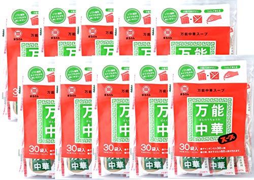 丸三食品 万能中華スープ 30入 (10袋)