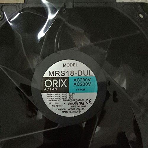 MRS18-DUL Centrifugal Fan 95 200 70(w 5 ☆ famous popular 230(V) 3mo