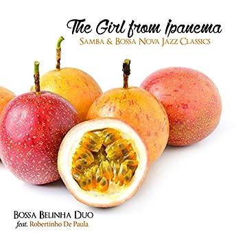 The Girl from Ipanema: Samba and Bossa Nova Jazz Classics