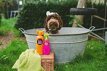 Pet Head Chien Shampooing Feeling Flaky pour Peaux Sèches et Sensibles Parfum Yaourt aux Fraises 475 ml