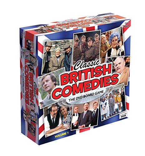 Classic British Comedies DVD Game - Vol. 1. Englische Ausgabe