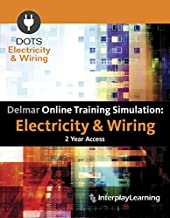 Delmar Online Training Simulation: Electricity & Wiring, 4 terms (24 months) Printed Access Card