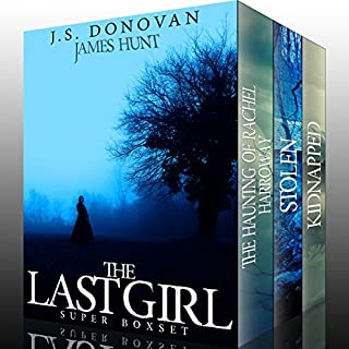 The Last Girl Super Boxset                   By:                                                                                                                                 J. S. Donovan,                                                                                        James Hunt                               Narrated by:                                                                                                                                 Tia Rider Sorensen,                                                                                        Mikela Drew,                                                                                        Aundrea Mitchell                      Length: 33 hrs and 15 mins     4 ratings     Overall 3.5