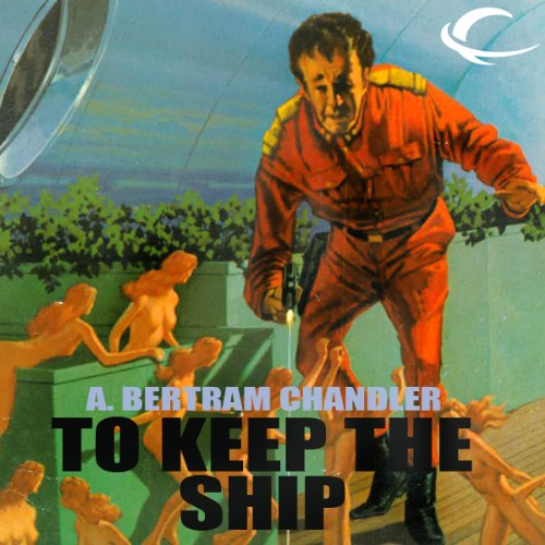 To Keep the Ship audiobook cover art