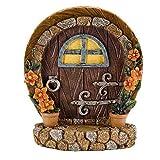 Caprichoso jardín de hadas y elfo puertas | Encantador detalle | Decoración de jardín...