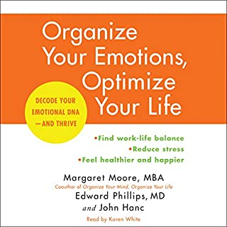 Organize Your Emotions, Optimize Your Life cover art