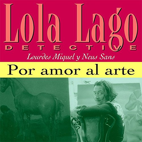 Por amor al arte [For the Love of Art] cover art