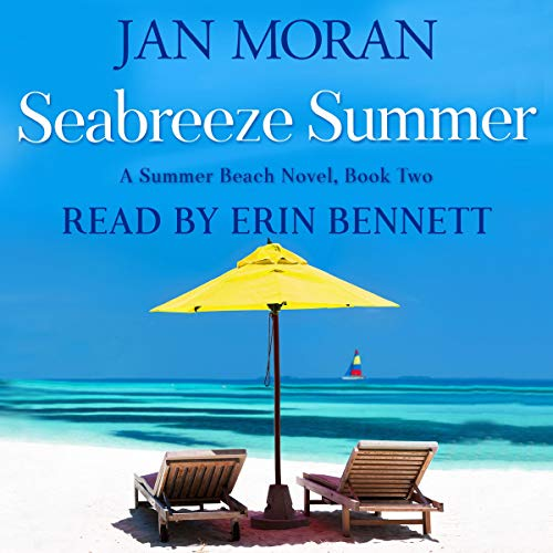 Seabreeze Summer audiobook cover art