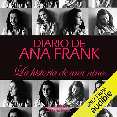 Diario de Ana Frank [The Diary of Anne Frank] audiobook cover art