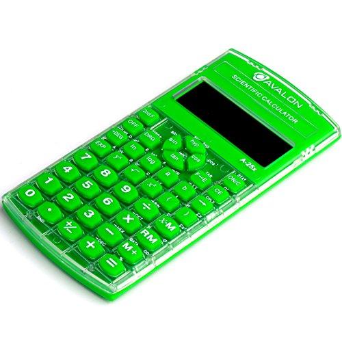 Avalon Scientific Calculator, Green