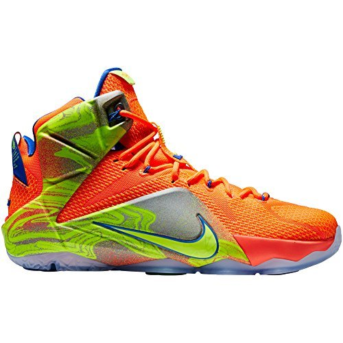Nike Lebron 12 XII Dunk Force Dunkman James King Cavaliers MVP (10.5, 684593-870)
