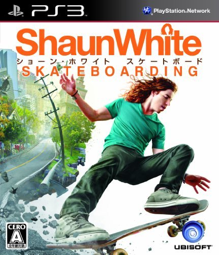 Shaun White Skateboarding [Japan Import] by Ubisoft