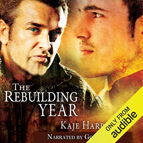 The Rebuilding Year audiobook cover art