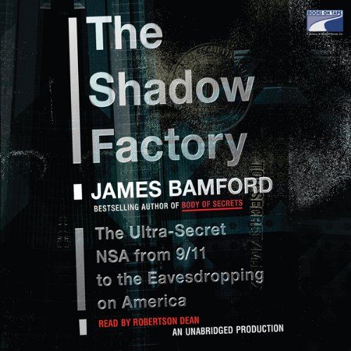 The Shadow Factory cover art