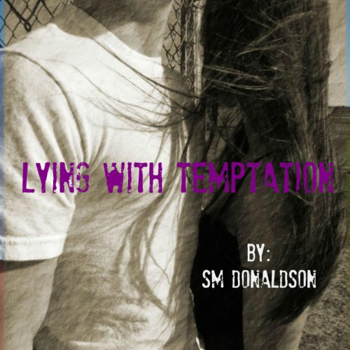 Lying with Temptation audiobook cover art