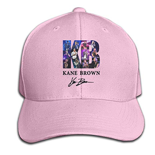 David A Beltran Kane-Brown KB Gorra Pure Color Peaked Gorra Sandwich Premium...