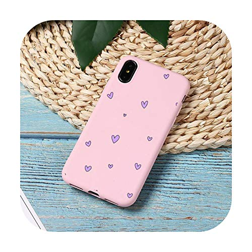 Simple love Phone Case Candy Color Phone Case for iPhone 11 12 mini pro XS MAX 8 7 6 6S Plus X 5S SE 2020 XR-a2-iPhone12mini