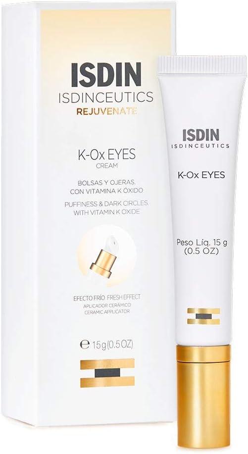 476 opinioni per ISDINCEUTICS K-Ox Eyes   Crema Contorno Occhi Elimina Borse e Occhiaie 1 x 15ml
