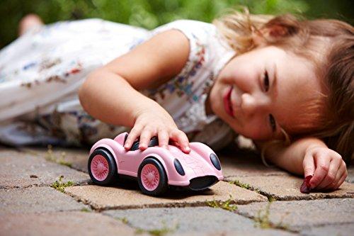 Green Toys Race Car-Pink