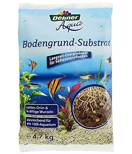 Dehner Aqua Bodengrund-Substrat, Körnung 2 - 4 mm, 4.7 kg, naturfarben