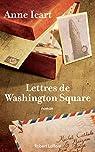 Lettres de Washington Square par Icart