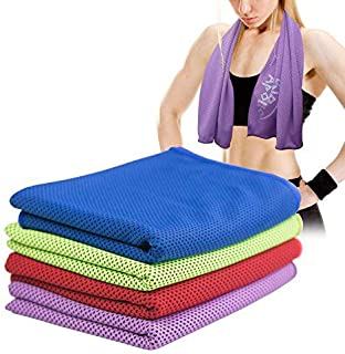 NoApollo [ 4 Pack Cooling Towel (40