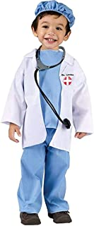 Fun World Costumes Baby's Doctor Toddler Costume