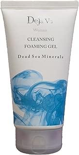 Deja Vu Dead Sea Cleansing Foaming Gel with Dead Sea Minerals - 5.1 fl oz.