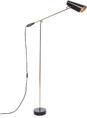 Northern Birdy Floor Lampe sur pied Aluminium/Acier 133 x 67 cm