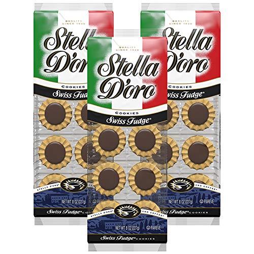 Stella D'oro Swiss Fudge 8oz (6 Pack)