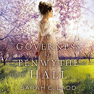 The Governess of Penwythe Hall audiobook cover art