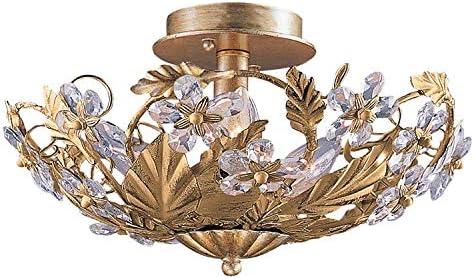 popular Paris Market 6 Light new arrival Gold 2021 Semi-Flush online