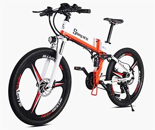 Bici electrica, 26 pulgadas de la montaña de la batería eléctrica de...