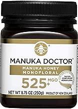 Manuka Doctor MGO 525+ Monofloral Manuka Honey, 8.75 Ounce