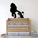 Anime boy baby boy baby room etiqueta de la pared de dibujos animados etiqueta de la pared decoración de la habitación kid room sticker family girl mural room