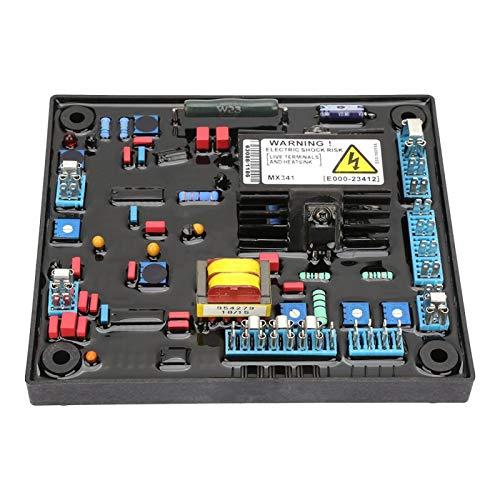 Regulador de voltaje Generador AVR Alto rendimiento Durable para generador sin escobillas