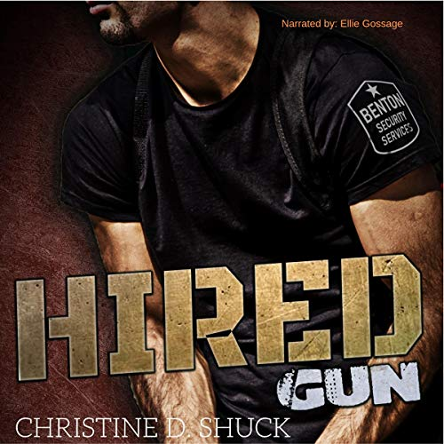 Hired Gun audiobook cover art