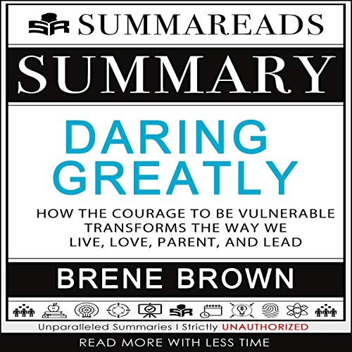 Summary of Daring Greatly cover art