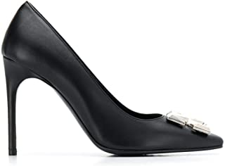 OFF-WHITE Luxury Fashion Womens OWIA088F19B420501000 Black Pumps | Fall Winter 19