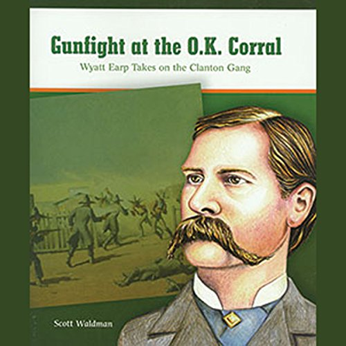Gunfight at the O.K. Corral audiobook cover art